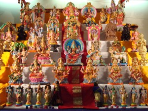 Gollu at Houston Meenakshi Temple